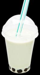 抹茶ミルク 180kcal