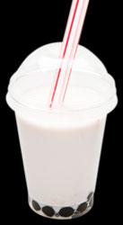 粒々いちごミルク 185kcal