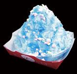 ブルーハワイラムネ 133kcal トッピング…フルーツラムネ、ブルーハワイ アレルギー表示…乳