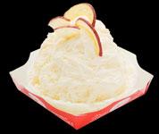 ジョナゴールド 160kcal トッピング…ミルク、アップルスナック(ジョナゴールド) アレルギー表示…乳