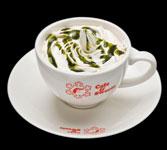 ウィンナーコーヒー (抹茶)