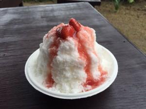 イチゴミルク綿雪